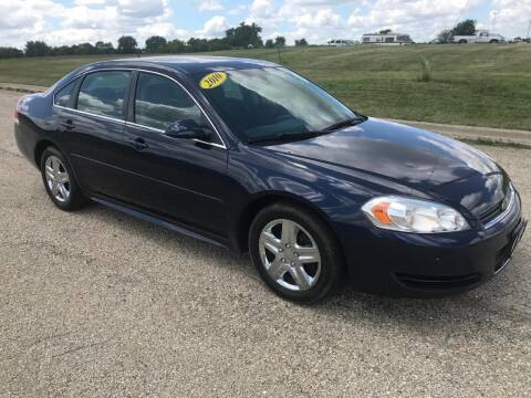 2010 Chevrolet Impala for sale at Alan Browne Chevy in Genoa IL
