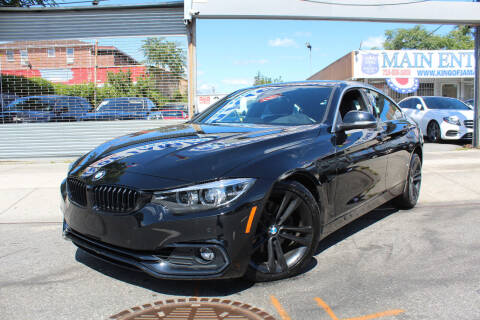 2020 BMW 4 Series for sale at MIKEY AUTO INC in Hollis NY