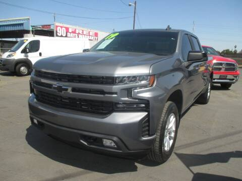 2019 Chevrolet Silverado 1500 for sale at Quick Auto Sales in Modesto CA