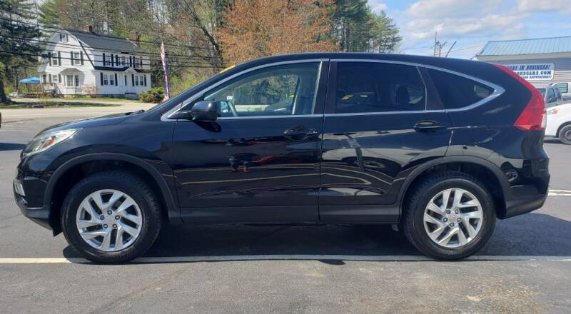 2015 Honda CR-V for sale at Healey Auto in Rochester NH