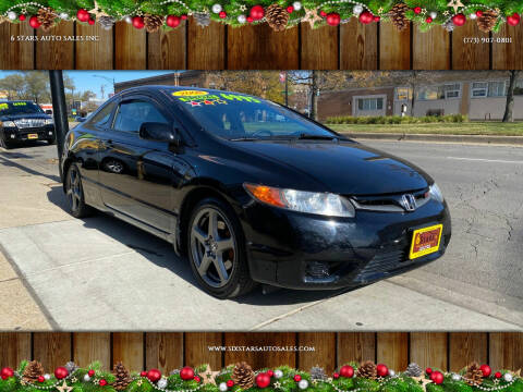 2008 Honda Civic for sale at 6 STARS AUTO SALES INC in Chicago IL