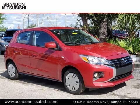 2021 Mitsubishi Mirage for sale at Brandon Mitsubishi in Tampa FL