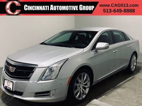 2017 Cadillac XTS for sale at Cincinnati Automotive Group in Lebanon OH