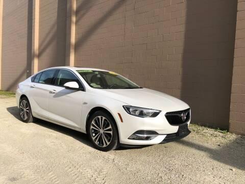 2018 Buick Regal Sportback for sale at Scott's Automotive in West Allis WI