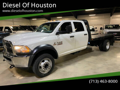 2014 RAM Ram Chassis 5500 for sale at Diesel Of Houston in Houston TX