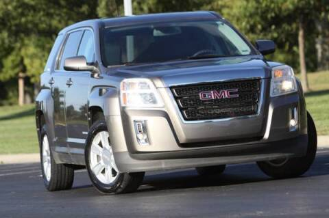 2011 GMC Terrain for sale at MGM Motors LLC in De Soto KS