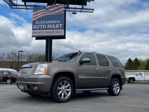 2014 GMC Yukon for sale at Alexandria Auto Mart LLC in Alexandria PA