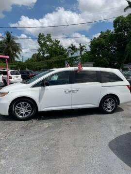2012 Honda Odyssey for sale at Rosa's Auto Sales in Miami FL