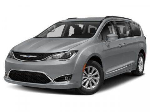 2020 Chrysler Pacifica for sale at Scott Evans Nissan in Carrollton GA