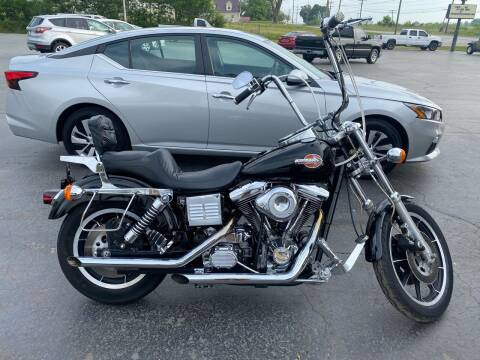 1993 Harley Davidson Dyna low Rider FXDL for sale at CarSmart Auto Group in Orleans IN