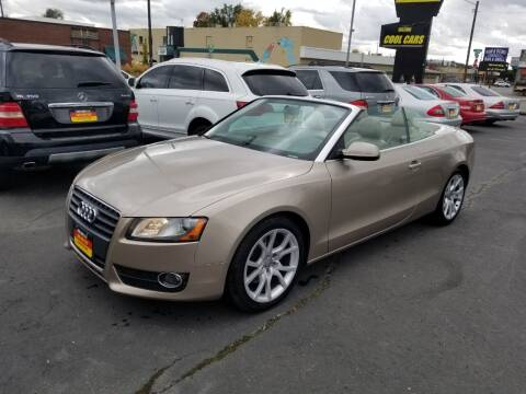 2010 Audi A5 for sale at Cool Cars LLC in Spokane WA