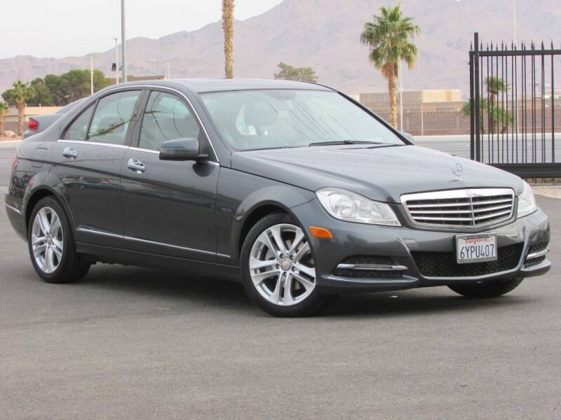 2013 Mercedes-Benz C-Class for sale at Best Auto Buy in Las Vegas NV