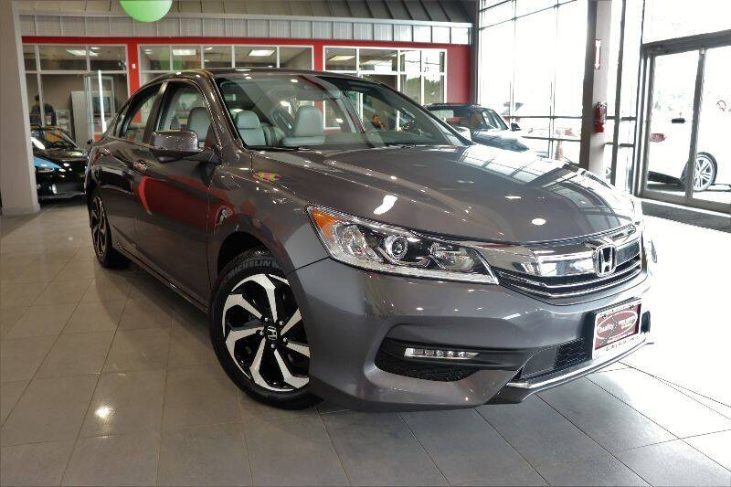 2017 Honda Accord EX-L 4dr Sedan w/Navi and Honda Sensing - Springfield NJ