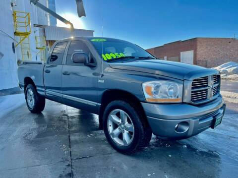2006 Dodge Ram Pickup 1500 for sale at Island Auto Express in Grand Island NE