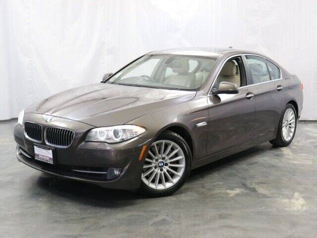 2013 BMW 5 Series for sale at United Auto Exchange in Addison IL