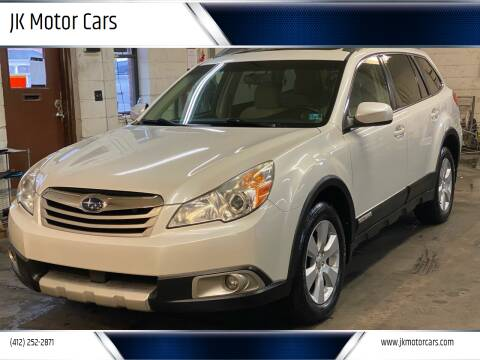 2010 Subaru Outback for sale at JK Motor Cars in Pittsburgh PA