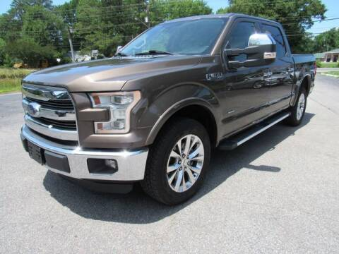 2015 Ford F-150 for sale at Atlantic Auto Sales in Chesapeake VA