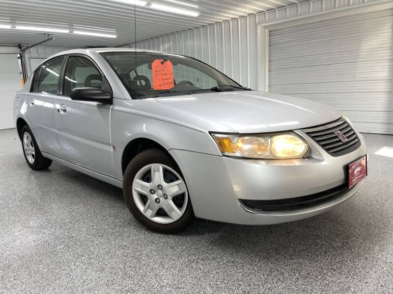 2006 Saturn Ion for sale at Hi-Way Auto Sales in Pease MN