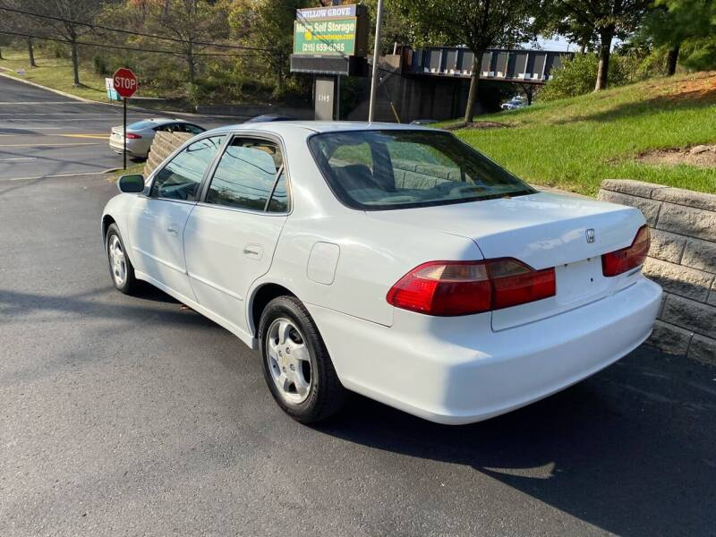2000 Honda Accord EX 4dr Sedan - Willow Grove PA