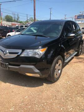 2009 Acura MDX for sale at S & J Auto Group in San Antonio TX