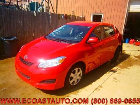 2010 Toyota Matrix for sale at East Coast Auto Source Inc. in Bedford VA