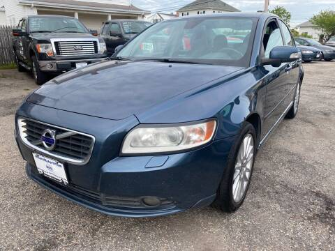 2011 Volvo S40 for sale at Volare Motors in Cranston RI