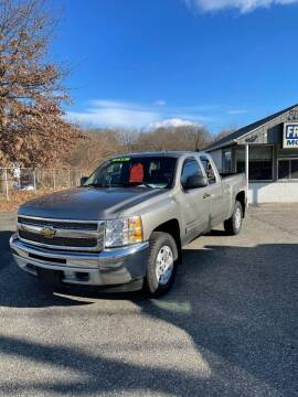2013 Chevrolet Silverado 1500 for sale at Frontline Motors Inc in Chicopee MA