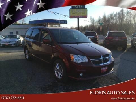 2019 Dodge Grand Caravan for sale at FLORIS AUTO SALES in Anchorage AK
