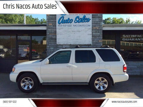 2004 Nissan Pathfinder for sale at Chris Nacos Auto Sales in Derry NH