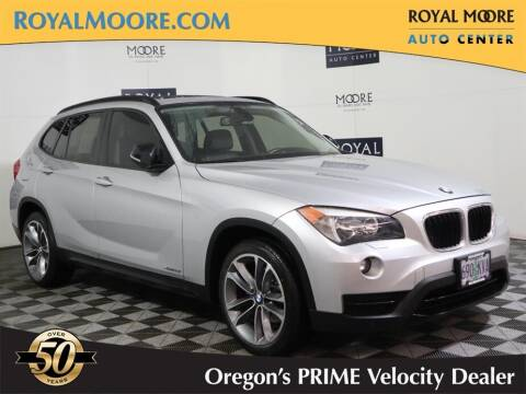 2013 BMW X1 for sale at Royal Moore Custom Finance in Hillsboro OR