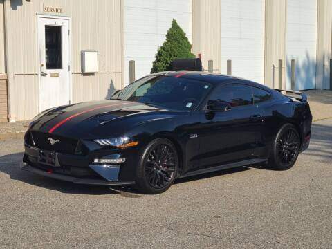 2020 Ford Mustang for sale at Medway Imports in Medway MA