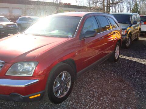 2004 Chrysler Pacifica for sale at Branch Avenue Auto Auction in Clinton MD