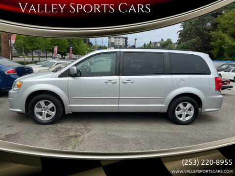 2011 Dodge Grand Caravan for sale at Valley Sports Cars in Des Moines WA