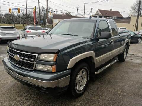 2006 Chevrolet Silverado 1500 for sale at Richland Motors in Cleveland OH