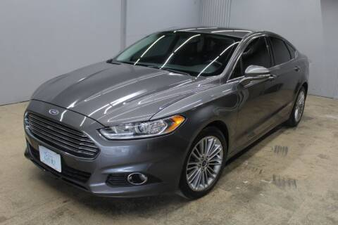 2013 Ford Fusion for sale at Flash Auto Sales in Garland TX