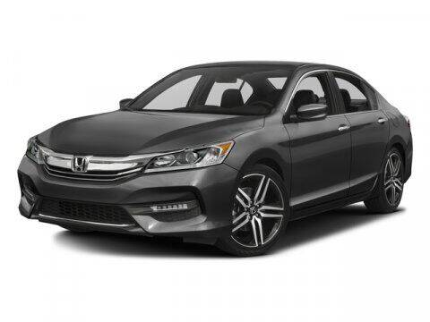 2016 Honda Accord for sale at STG Auto Group in Montclair CA