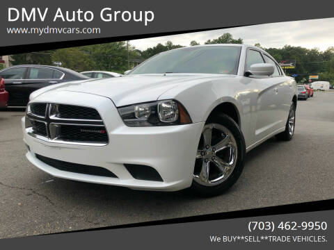 2014 Dodge Charger for sale at DMV Auto Group in Falls Church VA