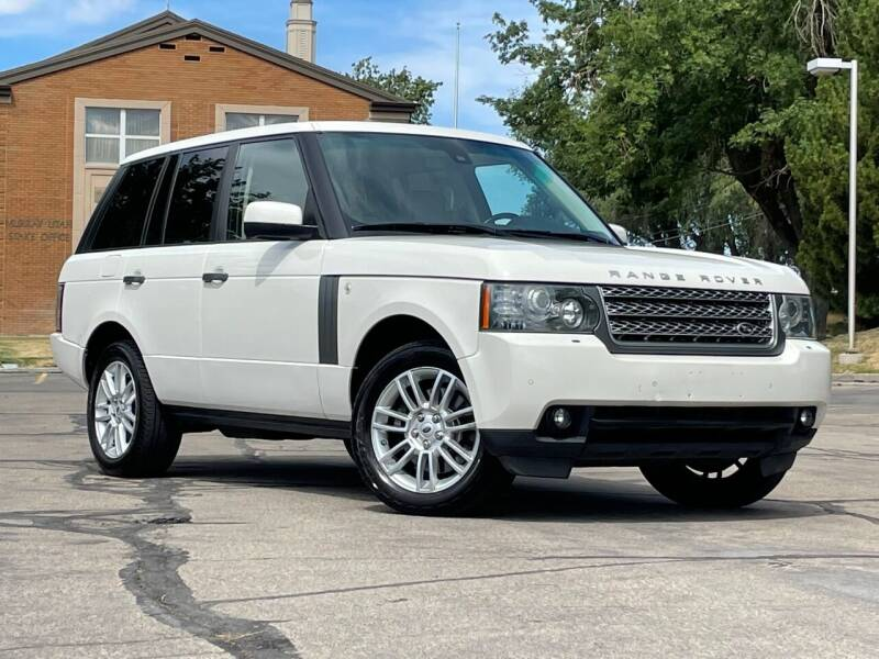 2010 Land Rover Range Rover for sale at Used Cars and Trucks For Less in Millcreek UT