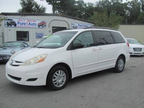 2008 Toyota Sienna for sale at Pure 1 Auto in New Bern NC