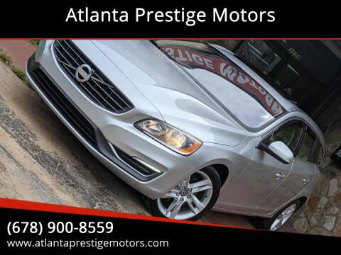 2015 Volvo V60 for sale at Atlanta Prestige Motors in Decatur GA