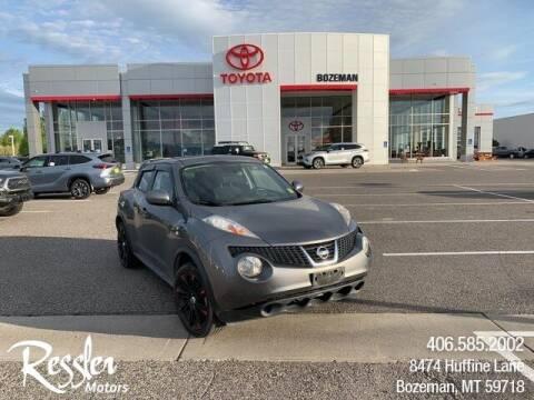 2011 Nissan JUKE for sale at Danhof Motors in Manhattan MT