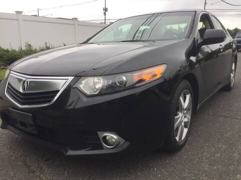 2012 Acura TSX for sale at New Jersey Auto Wholesale Outlet in Union Beach NJ