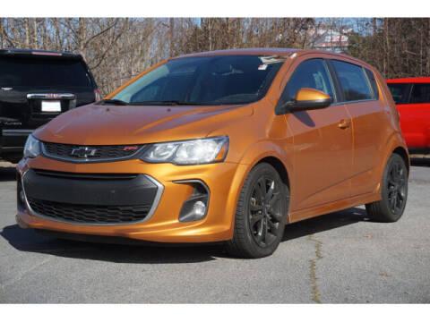 2018 Chevrolet Sonic for sale at Southern Auto Solutions - Kia Atlanta South in Marietta GA