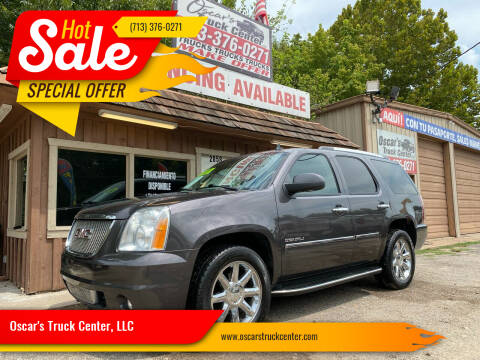 2011 GMC Yukon for sale at Oscar's Truck Center, LLC in Houston TX