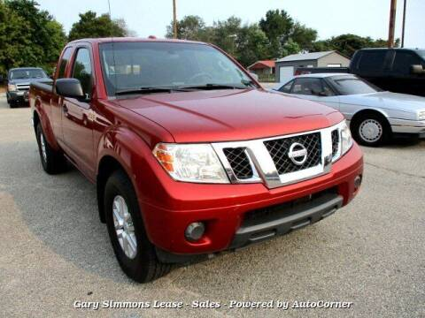 2014 Nissan Frontier for sale at Gary Simmons Lease - Sales in Mckenzie TN