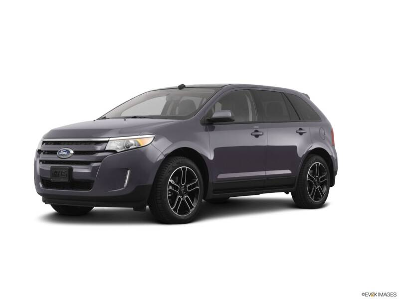 2013 Ford Edge for sale at BROADWAY FORD TRUCK SALES in Saint Louis MO