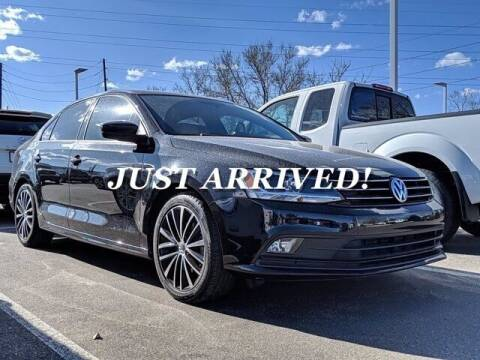 2016 Volkswagen Jetta for sale at EMPIRE LAKEWOOD NISSAN in Lakewood CO