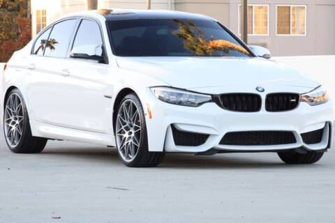 2018 BMW M3 for sale at Euro Auto Sales in Santa Clara CA