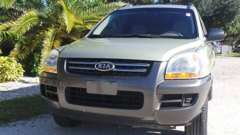 2005 Kia Sportage for sale at Southwest Florida Auto in Fort Myers FL