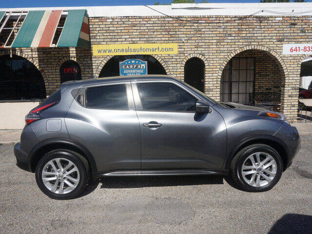 2017 Nissan JUKE for sale at Oneal's Automart LLC in Slidell LA